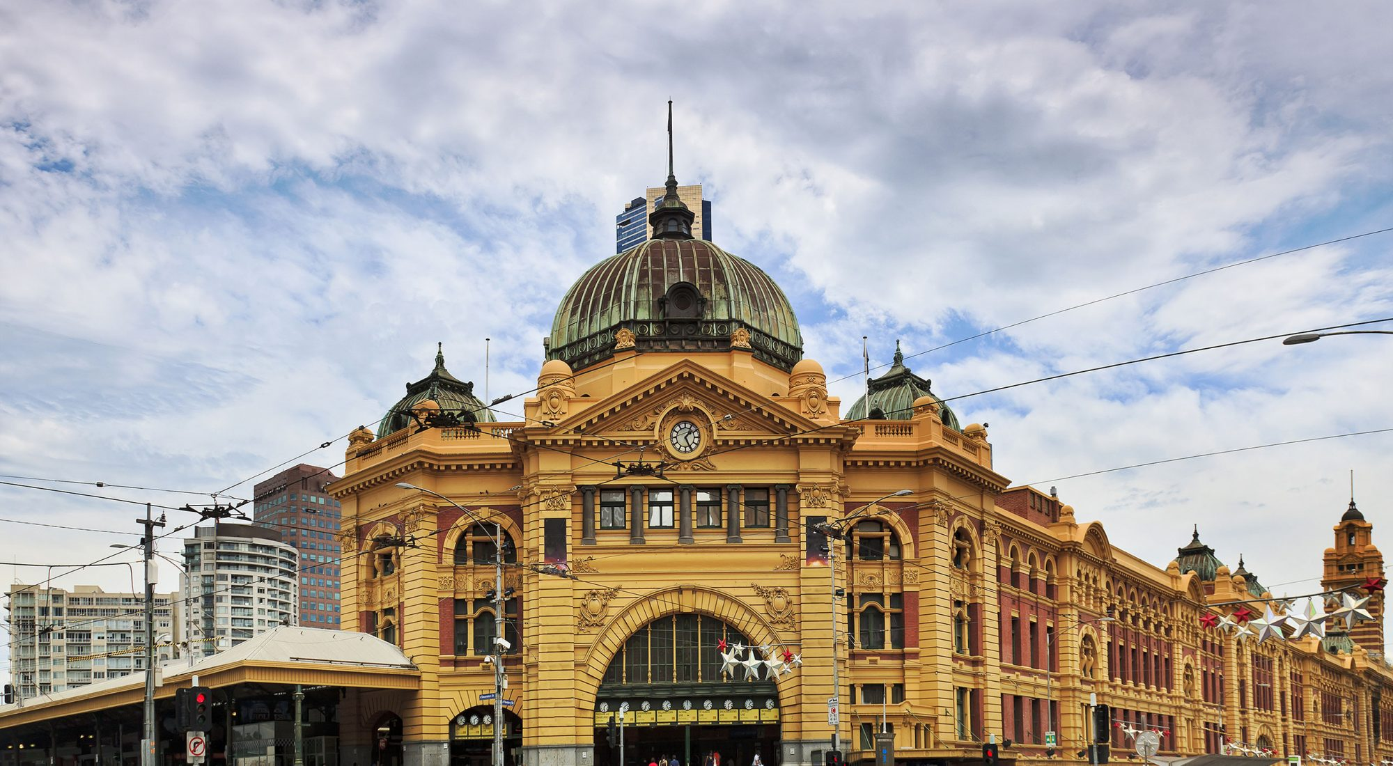 Global Rail Australia Secures Flinders Street Station Upgrade Project