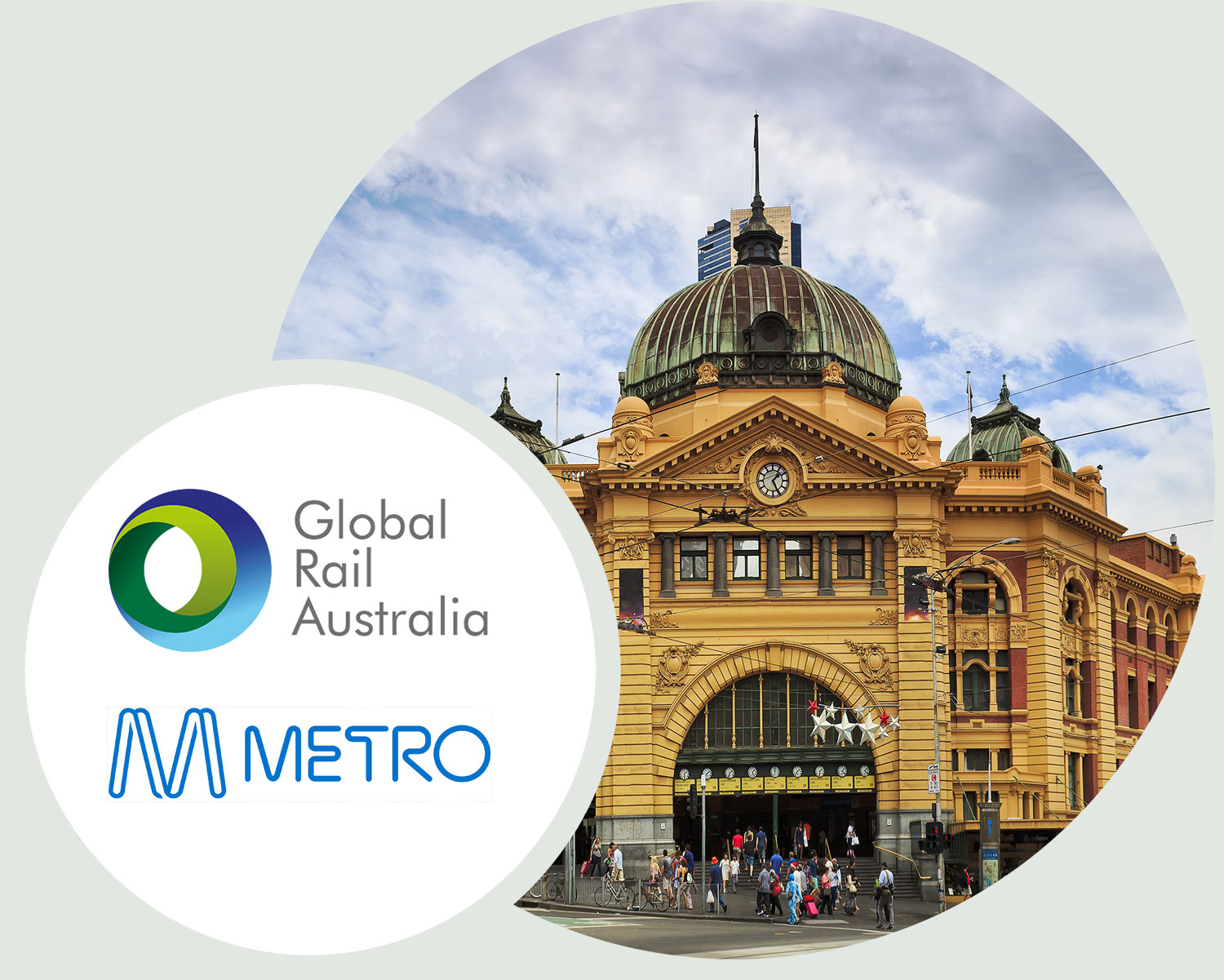 Global Rail Australia Secures Flinders Street Station Upgrade Project