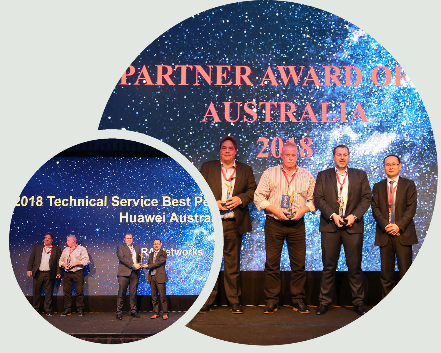 GRA-Networks-Australia-Awarded-National-2018-Best-Technical-Service-Award-for-Huawai-Australia